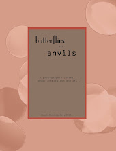 butterflies and anvils. SPRING ISSUE!