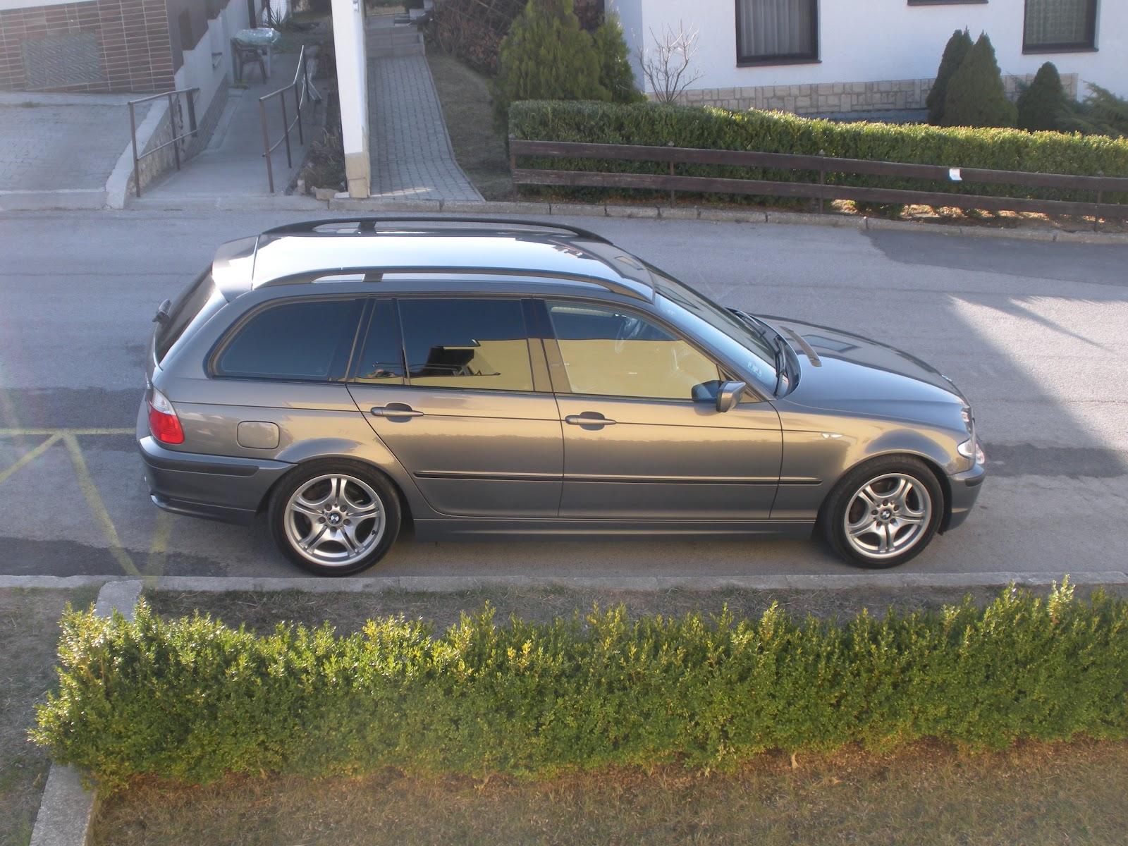 My E46 E46 325i Touring