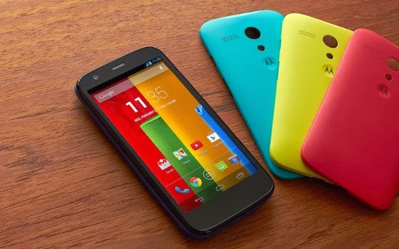 Moto G for Verizon lands at Best Buy for $100 with no contract