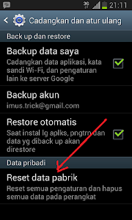 Mengatasi Masalah google.process.gapps has stopped di HP Android