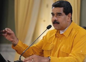 Maduro: Gracias Ramos Allup y gracias Capriles por inscribir candidatos
