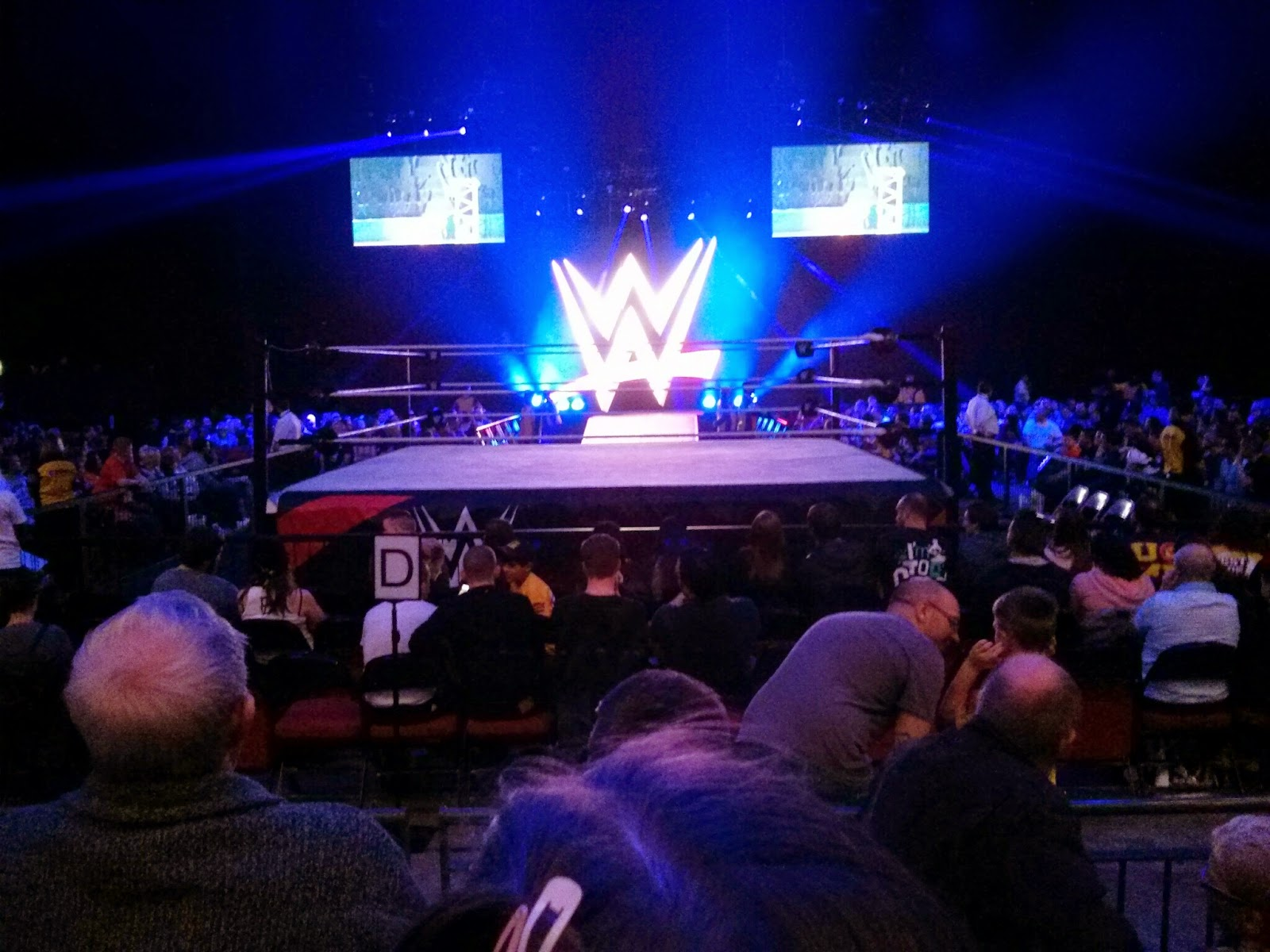 Our view at WWE