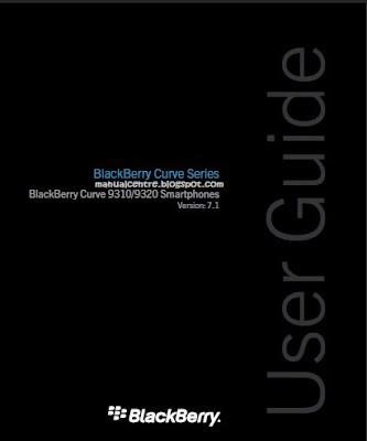 Blackbery Curve 9310