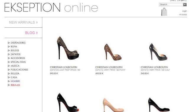 Zapatos De Louboutin Baratos