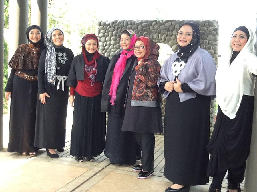 Tips Busana Muslim Untuk Orang Gemuk Tutorial Hijab