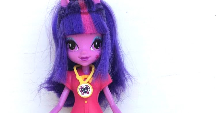 Possible Everyday Rainbow Dash And Twilight Sparkle Dolls