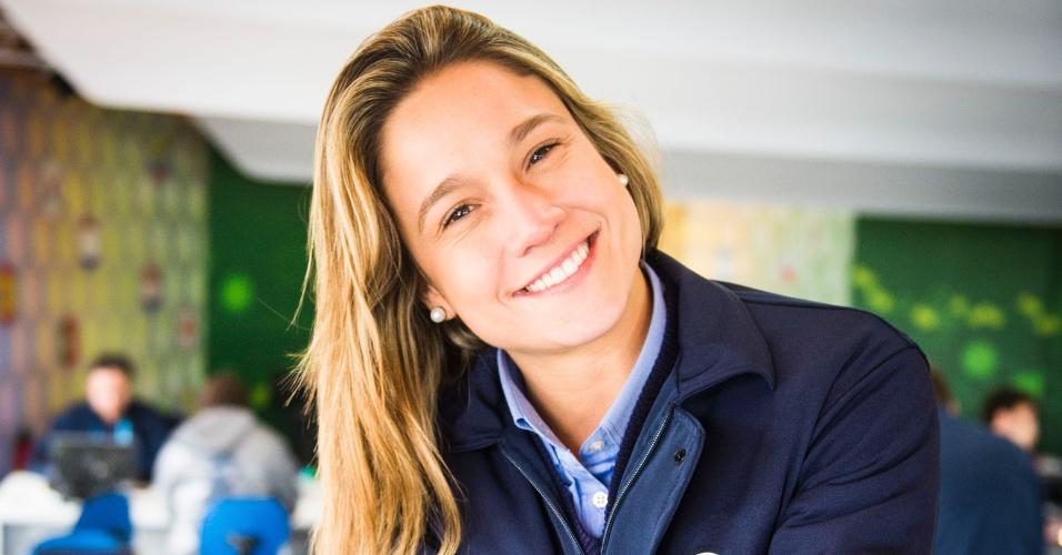 Fernanda Gentil nega traição de ex-marido: 'Ninguém sacaneou ninguém'