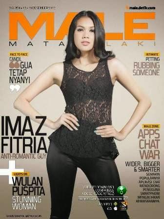 Majalah MALE Mata Lelaki 059 - Imaz Fitria