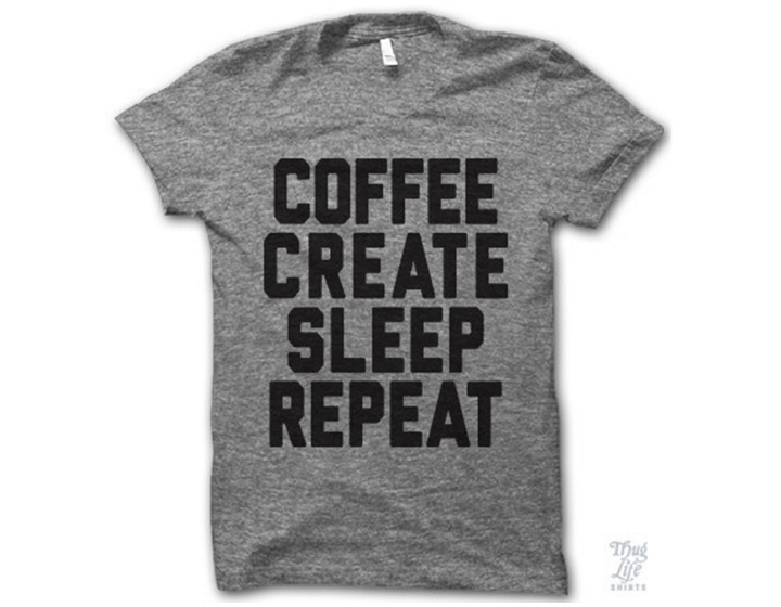 Coffee Tshirts for Coffee Lovers