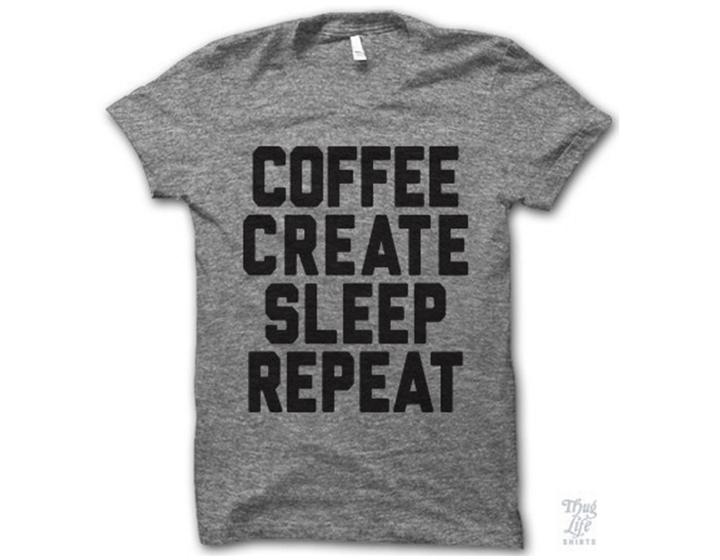 Coffee Tshirts for Coffee Lovers