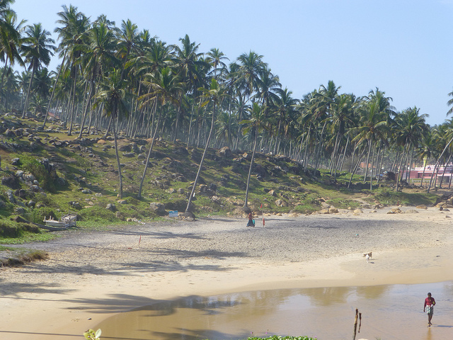 Attraction in Kovalam