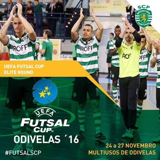 Fase de Elite da UEFA Futsal Cup