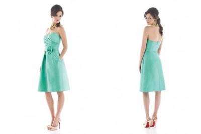Alfred Sung Bridesmaid Dresses With Elegant Style