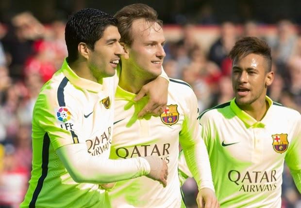 Barcelona Optimistis Bisa Kudeta Real Madrid