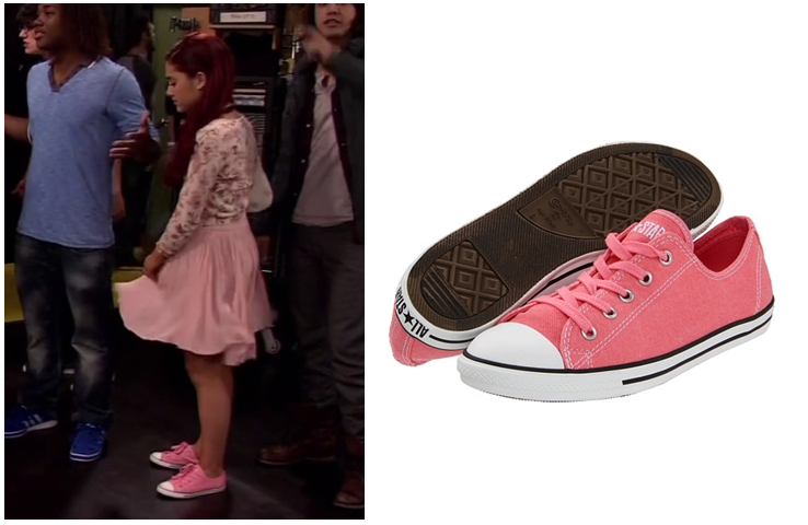 Victorious: Cat's Converse Chuck Taylor All Star Dainty Ox ...