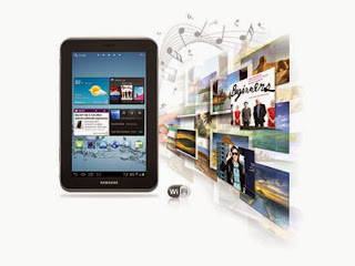 Samsung Galaxy Tab2 7.0 endless apps and content