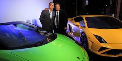 Lamborghini Gallardo - Hotman Paris Hutapea