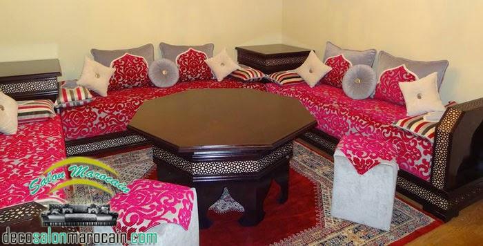 Salon marocain design fabuleux