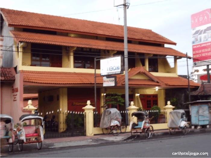 Hotel Mulia Kencana  Yogyakarta