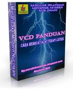 Vcd panduan cara membuat alat terapi listrik