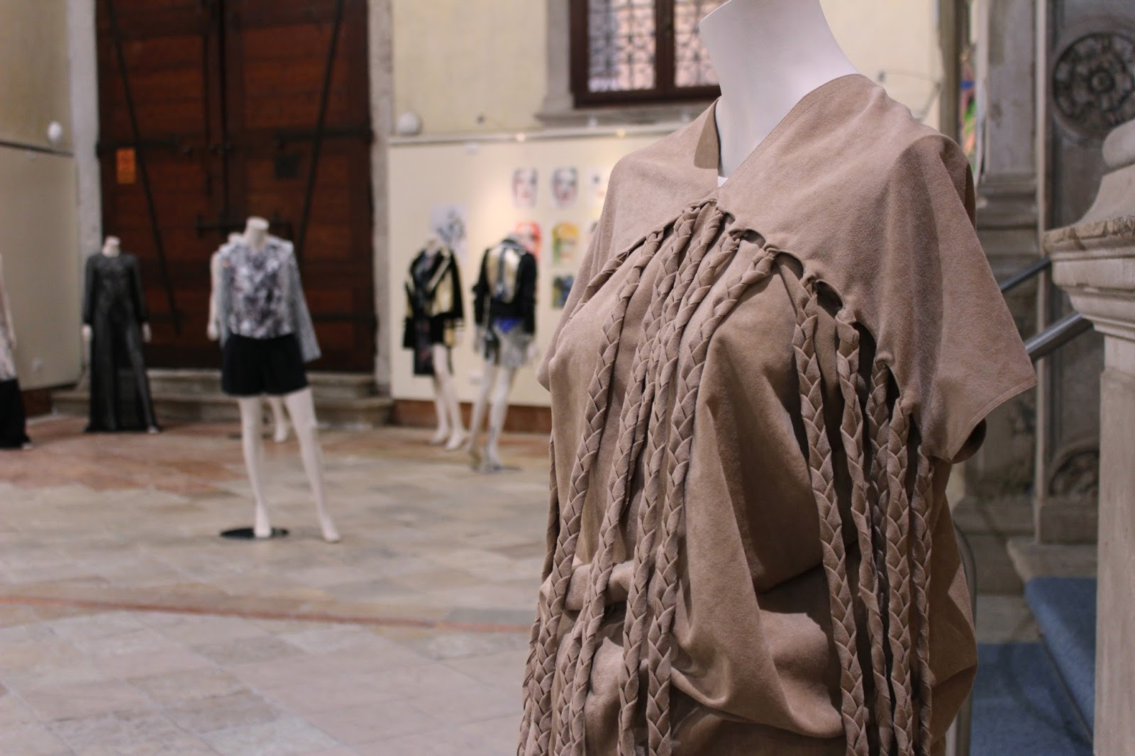 Eniwhere Fashion - Art Talent Fashion Designers - Venezia