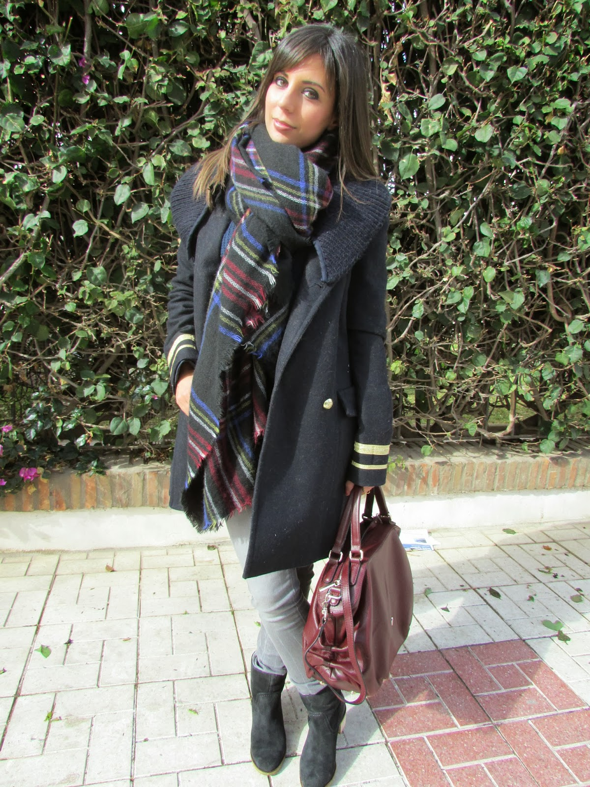 cristina style fashion blogger malagueña street style ootd outfits looks tendencias moda