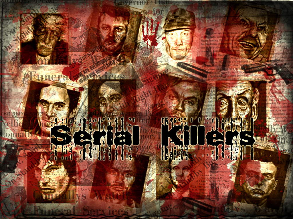 the psychological notion of the urge for killing in serial killers For all you peeps missing a serial killer gone good, or at least good-ish, or even just mildly tiptoeing the very broad definition of monsterhood, i'd.