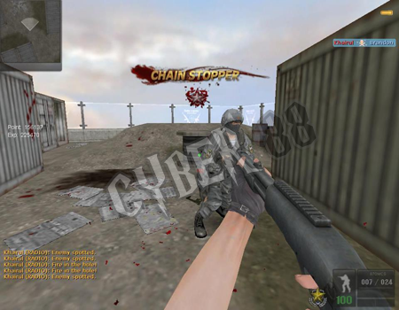 Download Counter Strike Point Blank (CSPB) Revolution PC