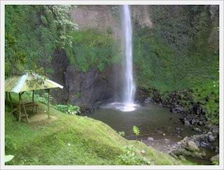 wisata alam, curug cimahi,air terjun