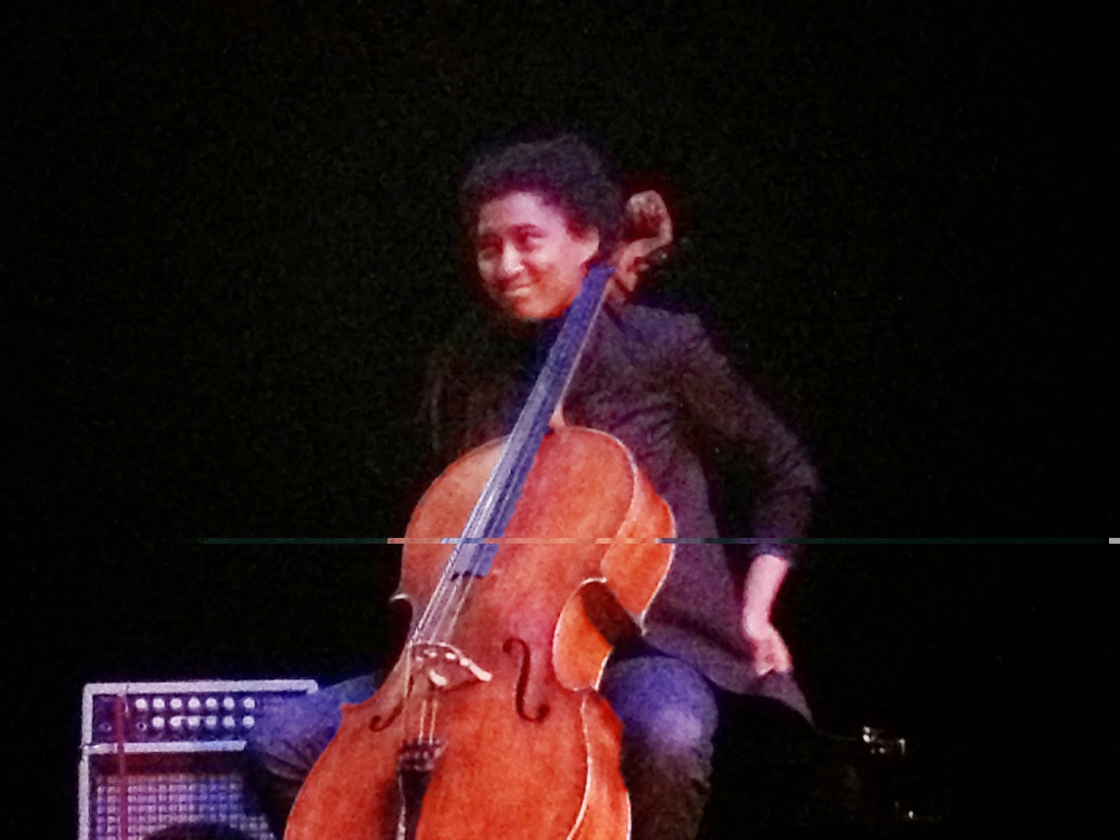 Tomeka Reid Cello