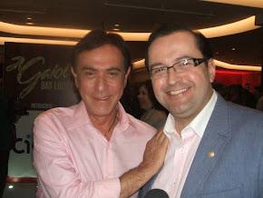 Antonio Carlos Gomes e Amaury Junior