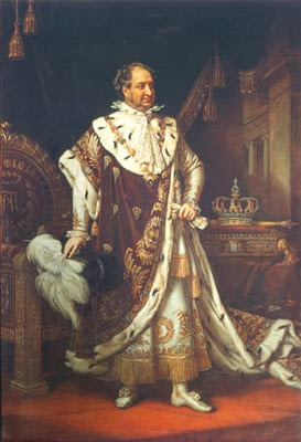 King Maximilian I Joseph of Bavaria by Joseph Stieler, 1822
