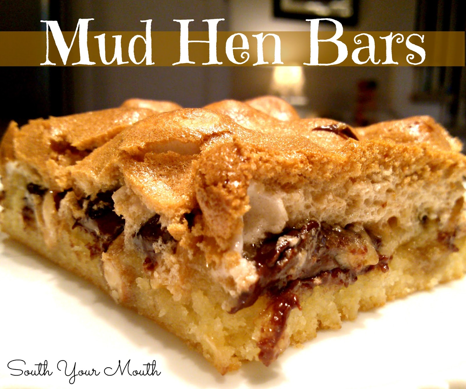 Mud Hen Bars Recipes — Dishmaps