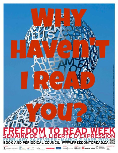 A Simple Love of Reading: Freedom to Read Week: Why Haven ...
