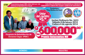 Sorteo 2653