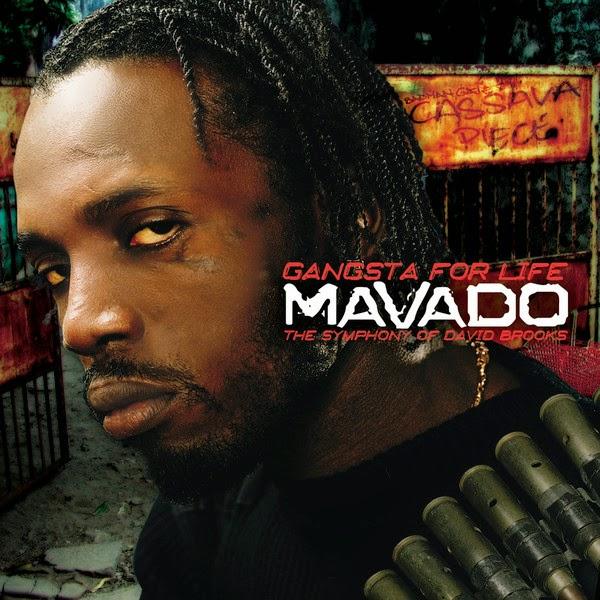 Mavado - Gangsta for Life: The Symphony of David Brooks Cover