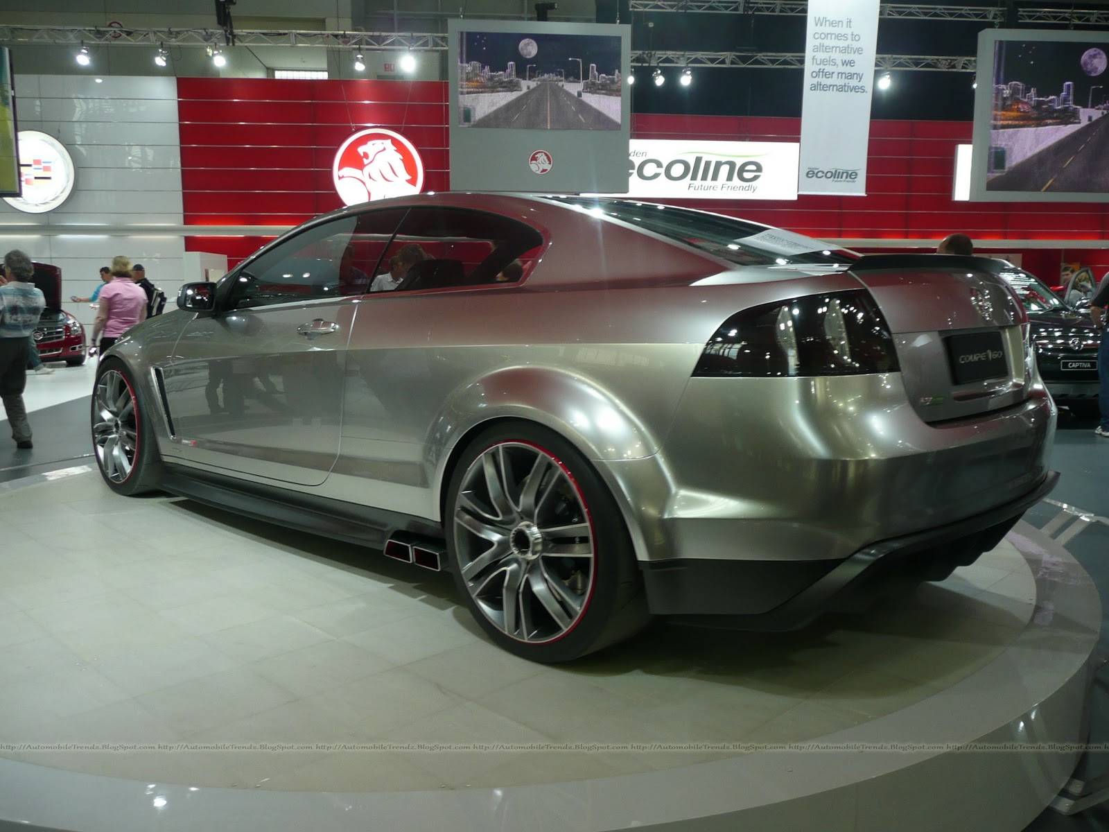 Automobile Trendz Holden Coupe 60