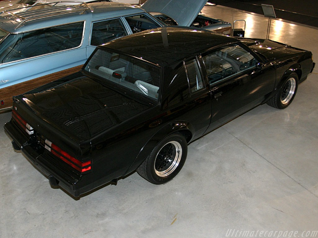2015 Buick Grand National & GNX Car Review