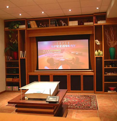Decoraciones en madera consolas y muebles para sala - Decoracion de muebles de sala ...