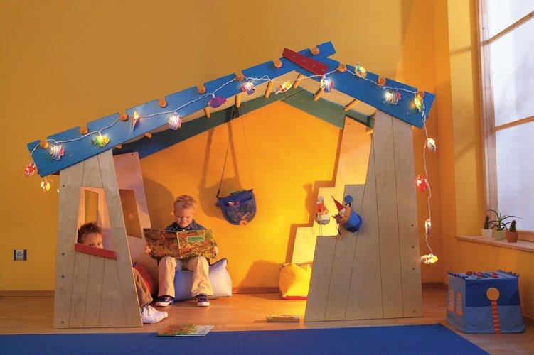 Camas para ni os que son un para so decoracion endotcom - Camas casa para ninos ...