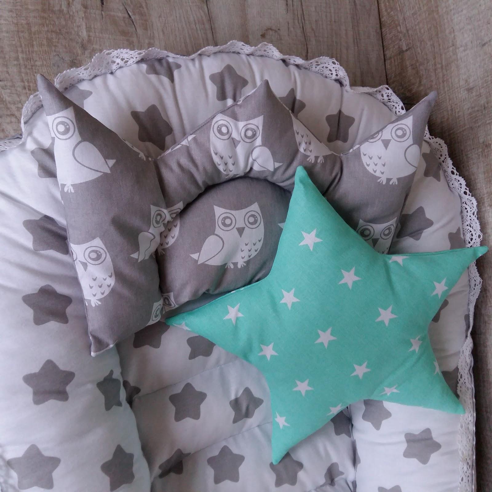 Гнёздышко кокон для новорожденного сшить самим
