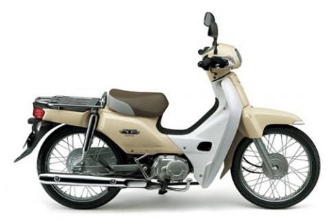 Honda Super Cub 2013