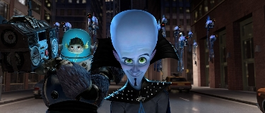 "Megamind and Minion ""Megamind"" 2010 animatedfilmreviews.blogspot.com"