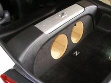 "Custom Box Subwoofer Nissan 350z  2-10"""