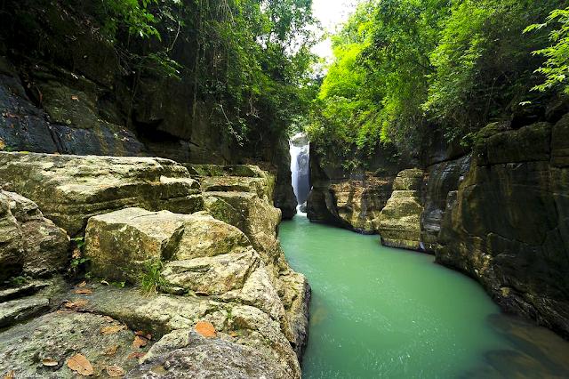 Objek Wisata Air Terjun Cunca Wulang yang Tersembunyi