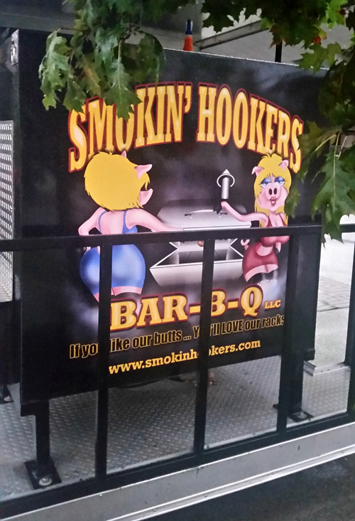 Smokin' Hookers