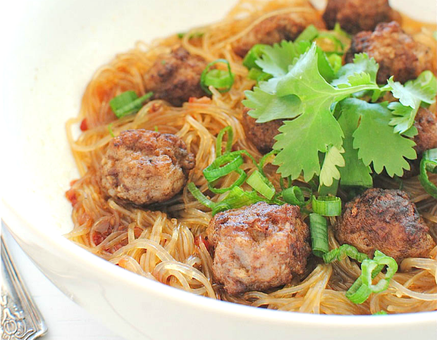 Quick and easy Asian-inspired dinner recipe from Bev Cooks