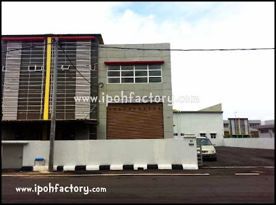 IPOH FACTORY FOR RENT (I00150)
