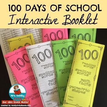 100 Days of School !!