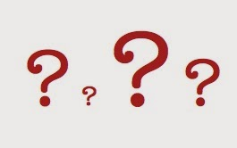random question marks